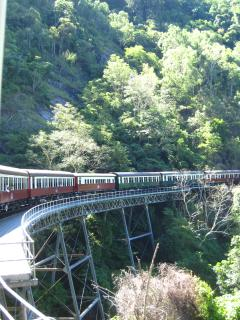 Kuranda Tourist Train