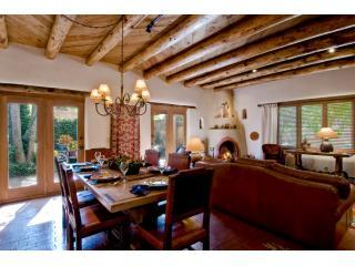 Great Room w/ Kiva fireplace