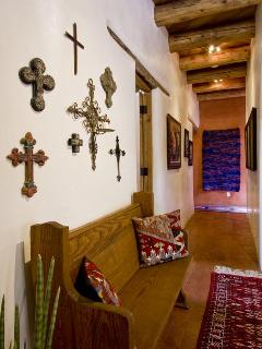 Traditional Cross Wall