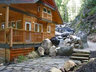 The Cabin at Moon Dance -Waterfront Private Luxury
