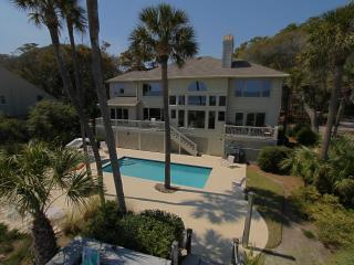 10 Ketch-fabulous Oceanfront Home @ Palmetto Dunes