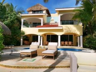 Villa Iguana,, Bahía de Soliman