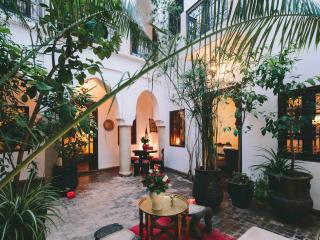 Historic riad in heart of medina, Marrakesch