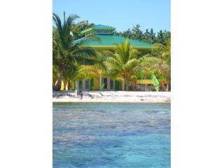 THE PINEAPPLE HOUSE, TRIPADVISOR # 1 UTILA RENTAL