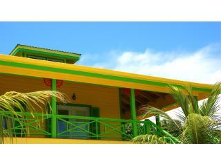 the Pineapple House at Treasure Beach