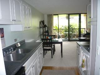 Newly remodeled kitchen.