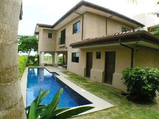 Oceanview home,Lap Pool, 50' Plasma TV,steps from most consistent break in CR, Playa Hermosa