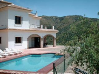 Villa Las Palomeras. Comares.
