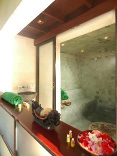 Villa Kanti Ubud Bali - Steam Room