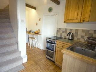 Fully equipped entrance kitchen Cherry Tree Cottage
