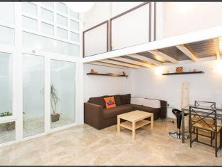 2Br Modern Loft, Wifi, Parking (Heart of Seville)
