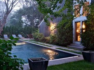ultimate privacy in the heart of East Hampton Village.