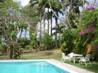 Ambassadors House, comfortable family home, Tobago
