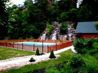 Outside Pool with 25 Foot Waterfall; Mini Golf,Indoor Heated Pool