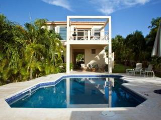 Pool and rear verandahs