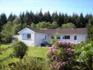 Seafield Holiday Cottage all on one level with ramp access, Benderloch