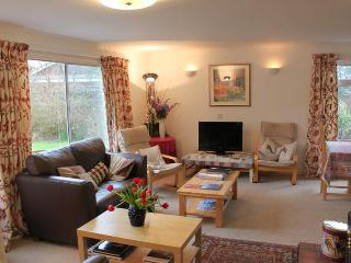 SItting room at Seafield Holiday Cottage