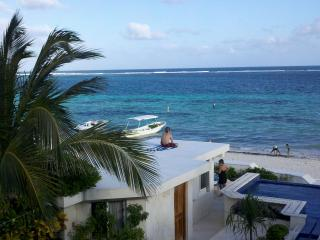 Casa Toucan 1 - Beautiful Beachfront near Square!, Puerto Morelos