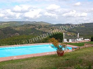 Piazza al Serchio Villa Sleeps 6 with Pool - 5228631