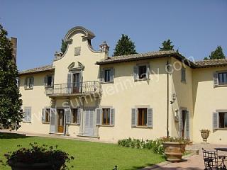 Villa Castello, Castelfiorentino