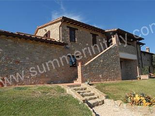 Villa Sonia E, Collemancio