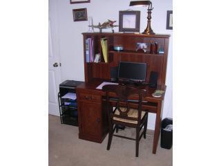 PC, impresora & alta velocidad internet + wi-fi en la sala
