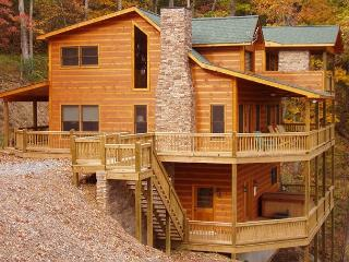 ASKA ADVENTURE AREA, MOUNTAIN VIEW, THERAPY SPA, POOL TABLE WI FI, Blue Ridge