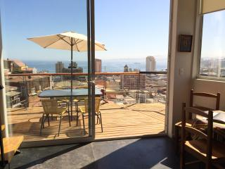 Great home rental apartment in Valparaiso, Chile!