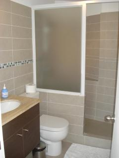 2 bathrooms in each new ECCO Duplex apartment