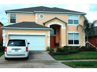 Villa Gianessa 6 BR, 6 BA  in Terra Verde Resort, Kissimmee