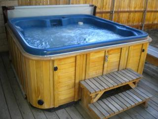 Tahoe Chalet w/Hot Tub and Large Balcony! Close to Bike Path!