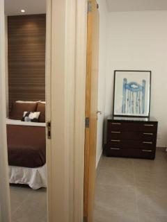 Hallway between Master & Guest room