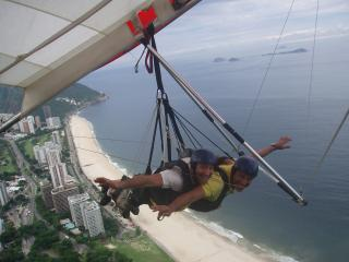 Go Hang Gliding!