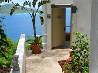 Mahogany Getaway - One Bedroom Ocean View Condo, St. Thomas