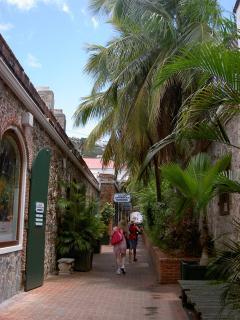 Visit Historic Downtown Charlotte Amalie