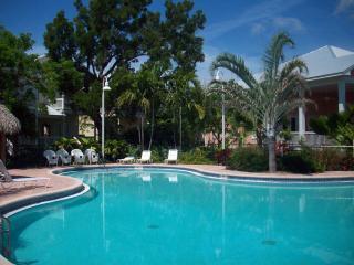 Mooie Huge verwarmd zwembad op steenworp afstand van onze condo