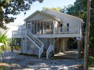 Harmony Shores - 4BR/2.5BA, Beach Walk, Screened Porch, Edisto Island