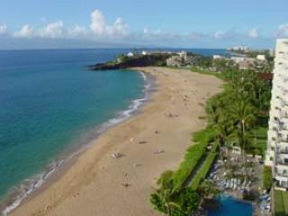 THE FINEST VIEW ON MAUI FROM OCEANFRONT COND, Ka'anapali