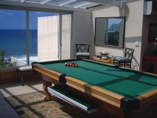 What is your pleasure - pool, pingpong or air hockey?