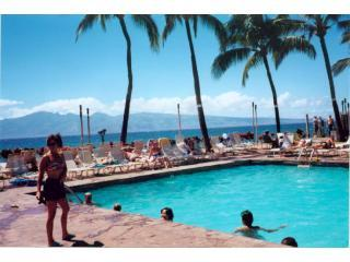 Kaanapali Shores panoramic ocean - view sleeps 4, vacation rental in Ka'anapali