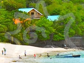 Bob's Beach Place - Lower Apartment -  sleeps 4 - Bequia, Lower Bay