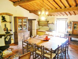 Villa kitchen