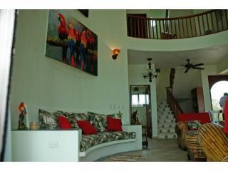Otra vista del salón Casa Caribe alma