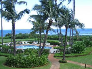 Kaha Lani Resort #115-OCEANVIEW, 2 TV's, Wifi, Kapaa