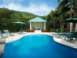 *VERANDAH' *Great Pool* *Near Beach* Air-Cond, spacious Caribbean style villa !