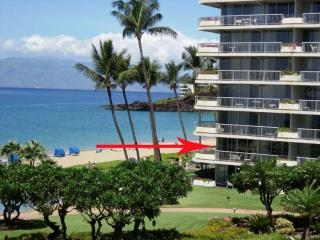 Whaler # 201 **Oceanfront**-Panoramic Views!!, Ka'anapali