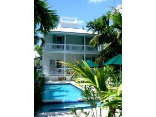 HISTORIC KEY WEST  - Main House - SLEEPS 10 - Weekly Rates for Monthly Stays, Key West