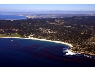 Carmel from the Air!