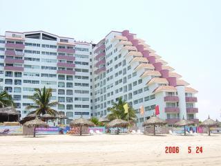 Quintas from beach.JPG