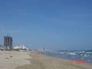Ocean Front 1 BD Condo Cerritos Beach